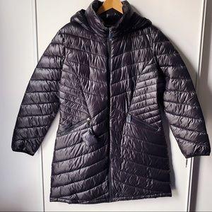 Calvin Klein down blend packable puffer jacket XL